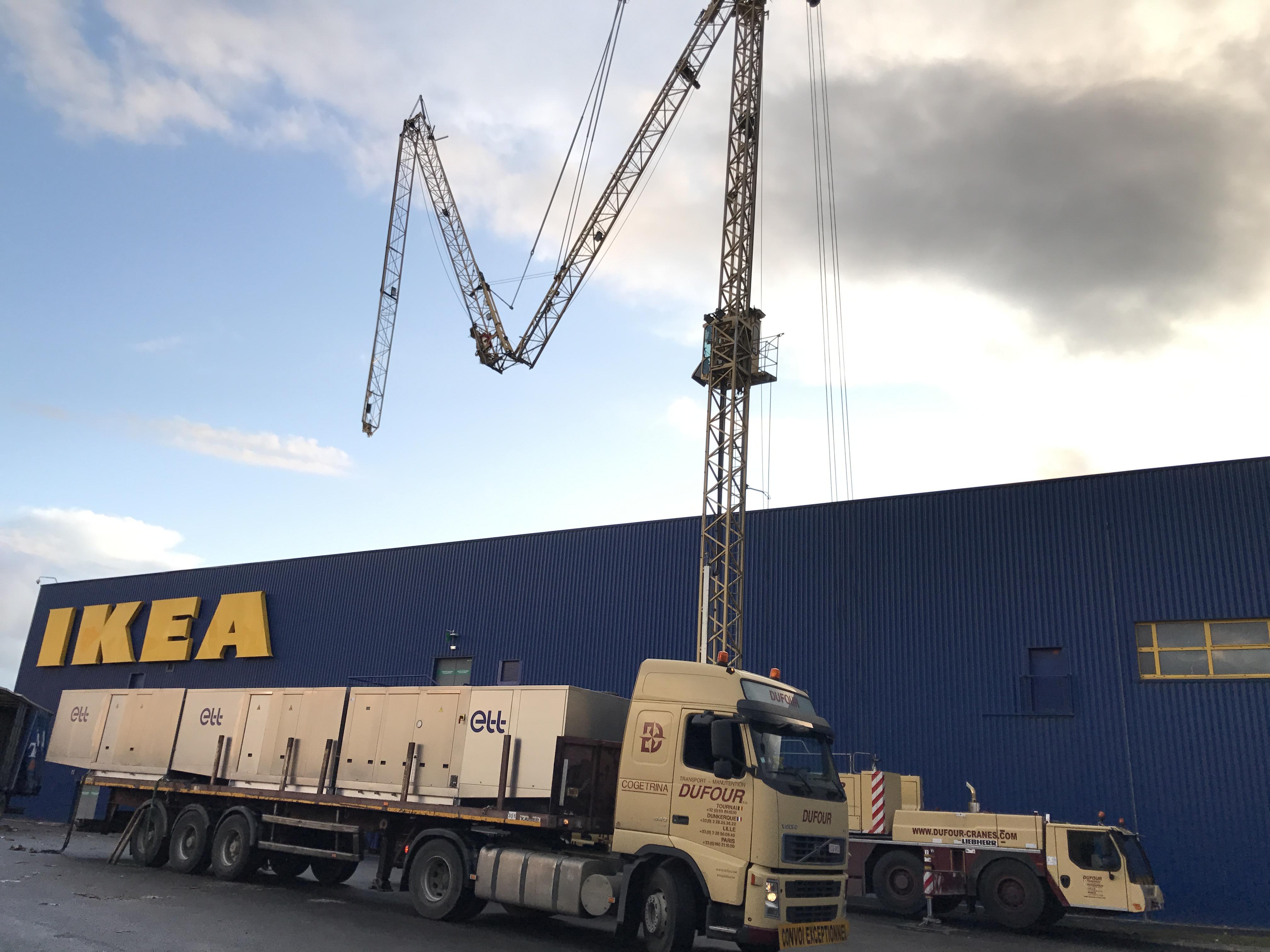 OPERATION IKEA